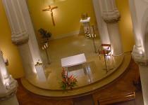 07000 Privas chapelle des sœurs du Sacré-Cœur